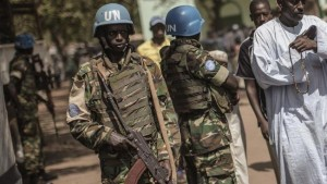#Kidal #Terrorists with rockets #Attack #Mali #UN base, kill peacekeepers