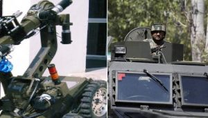 Indian Army to deploy hundreds of robots to fight terrorists in Kashmir