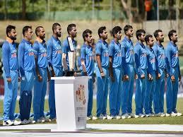 भारत-श्रीलंका के बीच वनडे सीरीज में अब नहीं गाया जाएगा राष्ट्रगान, जानिए ये है वज़ह?