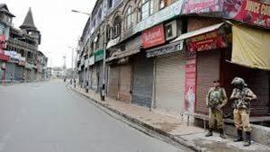 कश्मीर घाटी में चोटी की घटना बढ़ी, बंद रहेंगे शैक्षणिक संस्थान.