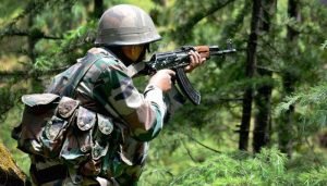 Pakistan violates ceasefire in J&K's Poonch, third provocation in 24 hours.