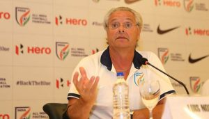 How India coach explained FIFA U-17 WC exit with epic analogies.